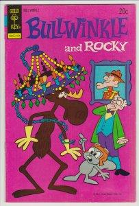 Bullwinkle #11 (Apr 1974) VF- Gold Key