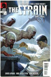 The STRAIN #7, NM, The Fall, Guillermo del Toro, 2013, more Horror in store