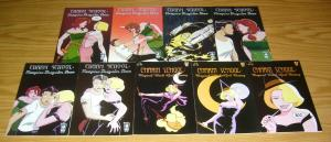 Charm School #1-9 VF/NM complete series - magical witch girl bunny 2 3 4 5 6 7 8