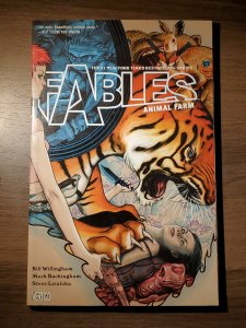 Fables TP VOL 02: Animal Farm (2003) - Used, Very Good