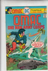 OMAC #7 (Oct-75) NM- High-Grade OMAC
