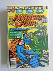 Fantastic Four run #200 to #249 - 38 different books - see pics - avg 6.0 - 1978