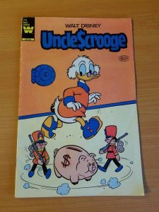 Uncle Scrooge #204 ~ FINE FN ~ (1983, Western Publishing Comics)