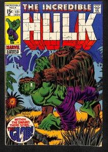 The Incredible Hulk #121 (1969)