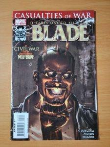 Blade #5 ~ NEAR MINT NM ~ 2007 Marvel Comics