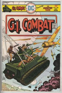 G.I. Combat #186 (Jan-76) VF/NM High-Grade The Haunted Tank