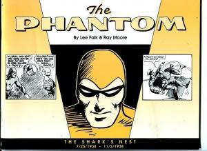 Phantom : The Shark's Nest 7/25/38- 11/5/1938- Dailies Lee Falk