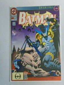 Batman #500 Knightfall Part 19 Reprint 6.0 FN (1993)