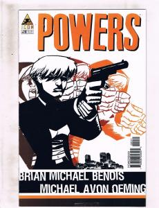 Lot Of 4 Powers Marvel Icon Comic Books # 20 21 22 23 NM 1st Print BM Bendis AK6