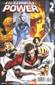 Marvel ULTIMATE POWER #2 VF
