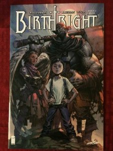 Birthright #1 Silvestri Variant NM Image Comics