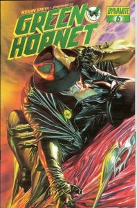 Green Hornet (Dynamite) #6A VF/NM; Dynamite | save on shipping - details inside