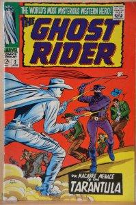 Ghost Rider #2 (1967) High Grade!