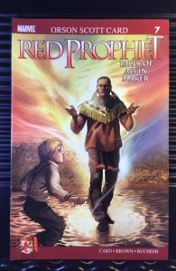 Red Prophet: The Tales of Alvin Maker #7 (2007)