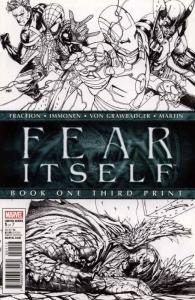 Fear Itself #1 (3rd) VF/NM; Marvel   save on shipping - details inside