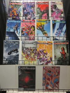 New 52: Futures End (DC 2014) #9-48 Lot of 14Diff Brainiac Batman Beyond Robots!