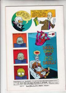 Skull #2 (Jan-70) VF/NM High-Grade Chicken Itza, Gurggy Tate, the Skull, the ...