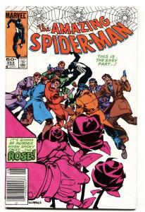 AMAZING SPIDER-MAN #253-1984-MARVEL VF-