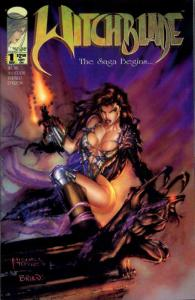 WITCHBLADE  20-Different, Furious Femme Fatale, Instant
