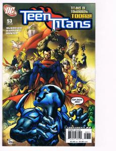 Teen Titans # 53 DC Comic Books Awesome Issue Robin Cyborg Raven WOW!!!!!!!! S24