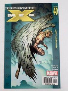 Ultimate X-Men #40 New Mutants Part 1 (2001 Marvel Comics) NM