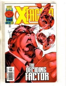 10 X-Factor Marvel Comic Books # 133 134 135 136 137 138 139 140 141 142 MF11