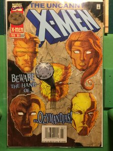 The Uncanny X-Men #332