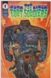 Foot Soldiers #4