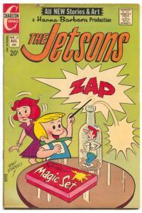 The Jetsons #18 1973- Charlton Comics- Hanna Barbera FN