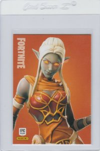 Fortnite Ember 232 Epic Outfit Panini 2019 trading card series 1