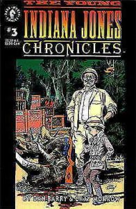 Young Indiana Jones Chronicles, The #3 VF/NM; Dark Horse   save on shipping - de