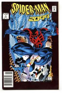 SPIDER-MAN 2099 #1 NEWSSTAND VARIANT-RARE 1992 VF/NM