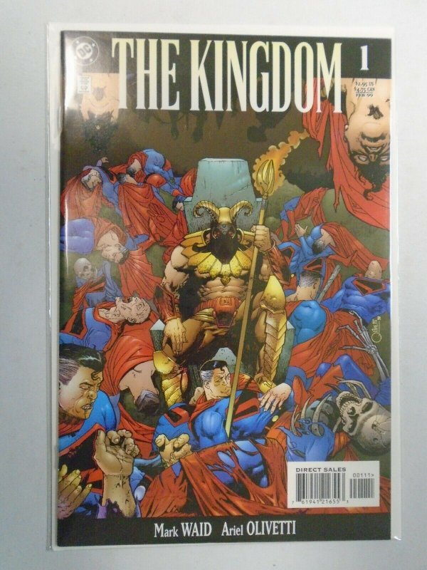 The Kingdom #1 NM (1999)