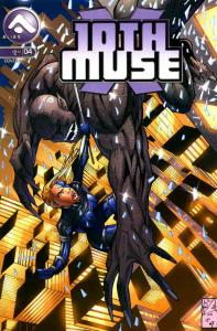 Tenth Muse #4B VF/NM; Alias | save on shipping - details inside