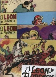 El Leon de Florencia coleccion