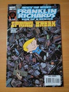 Franklin Richards Spring Break #1 One-Shot ~ NEAR MINT NM ~ 2008 Marvel Comics