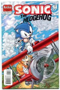 SONIC THE HEDGEHOG #57 1998--Archie Comics-Sega