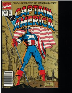 Captain America #383 (Marvel, 1991)