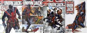 UNION JACK (2006) 1-4  the COMPLETE 2nd series!