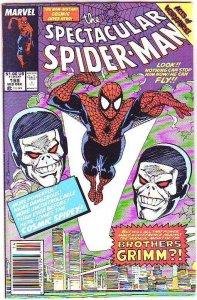 Spider-Man, Peter Parker Spectacular #159 (Feb-90) NM/NM- High-Grade Spider-Man