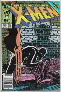 Uncanny X-Men   vol. 1   #196 GD (Secret Wars) Claremont/Romita Jr.