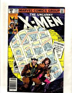 Uncanny X-Men # 141 NM Marvel Comic Book Angel Beast Wolverine Phoenix JF15
