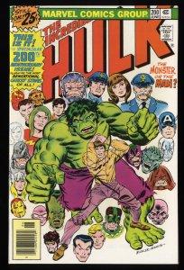 Incredible Hulk (1968) #200 NM- 9.2 Marvel Comics