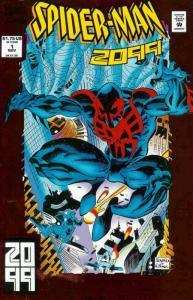 Spider-Man 2099 #1 VF/NM; Marvel | save on shipping - details inside