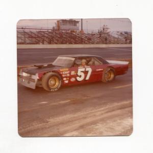 Bobby Brack-#57-Chevelle-New Smyrna Speedway-1978-VG