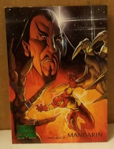 1995 Marvel Masterpieces #64 Mandarin