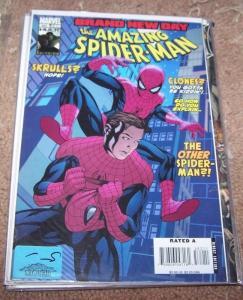 Amazing Spider-Man # 562 aug 2008 marvel