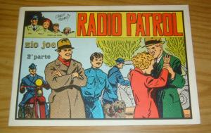 Radio Patrol (Italian Reprint) #51 VF; Comic Art | save on shipping - details in