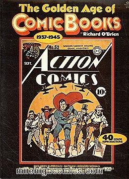 GOLDEN AGE OF COMIC BOOKS TPB (1977 Series) #1 Very Fine