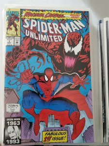 SPIDER-MAN UNLIMITED #1 Condition NM or Better